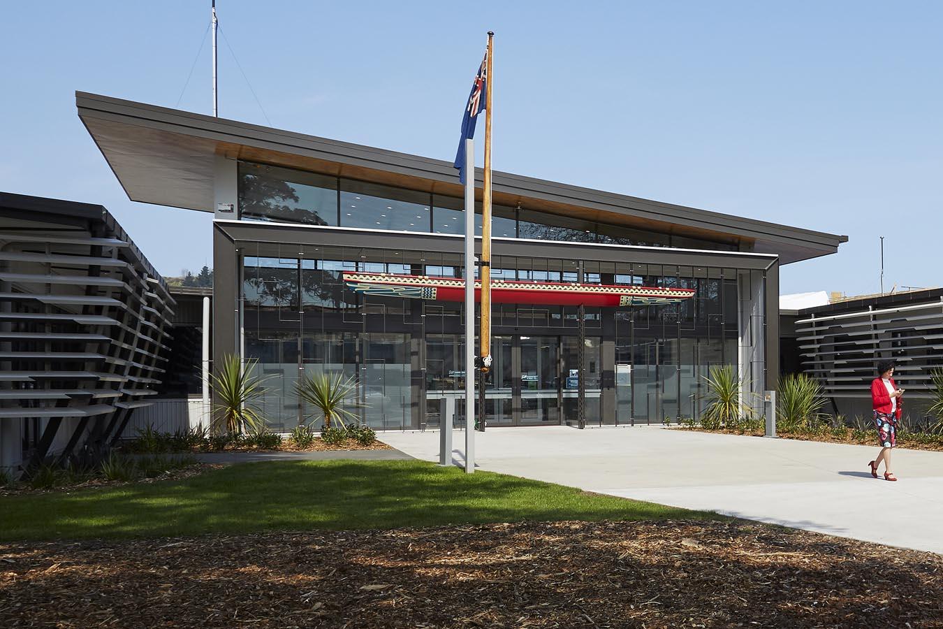 Gisborne DC Administration Building