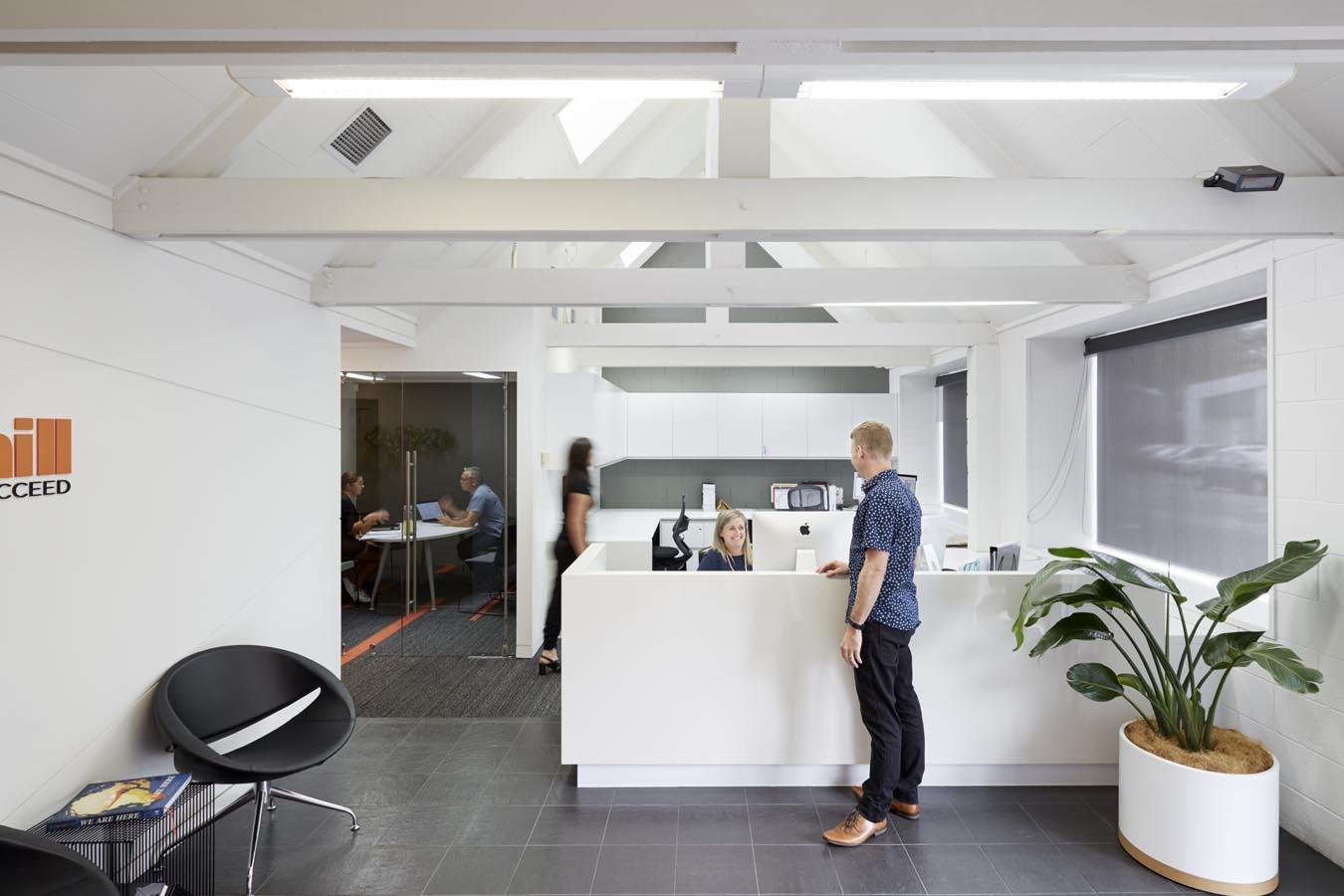 Chow:Hill Hamilton Office Refresh