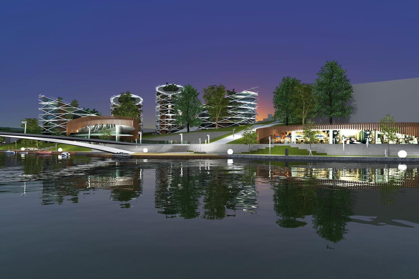 Ferrybank Development Plan