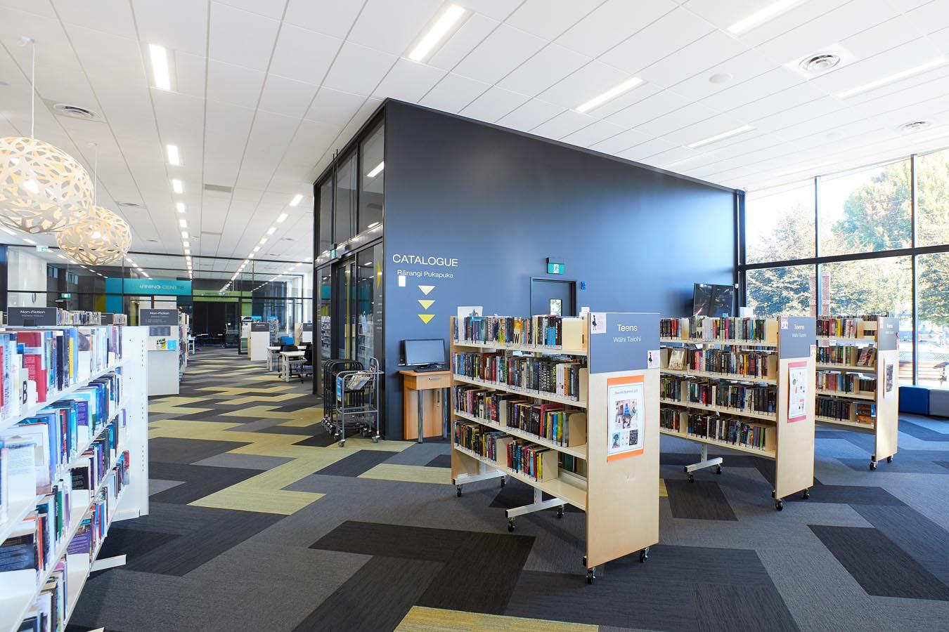 Greerton Library