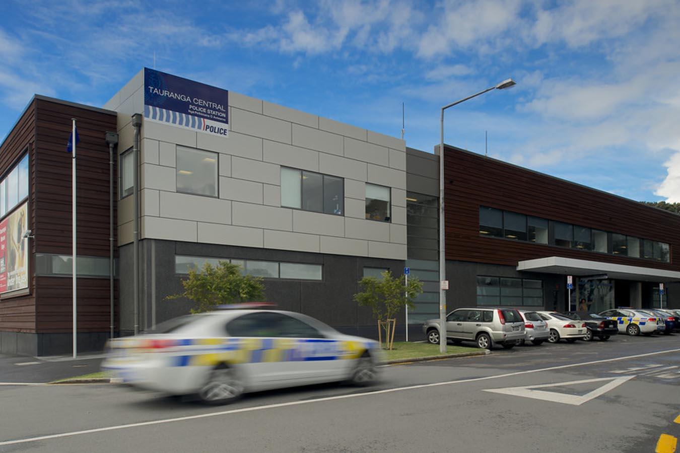 Tauranga Police Station