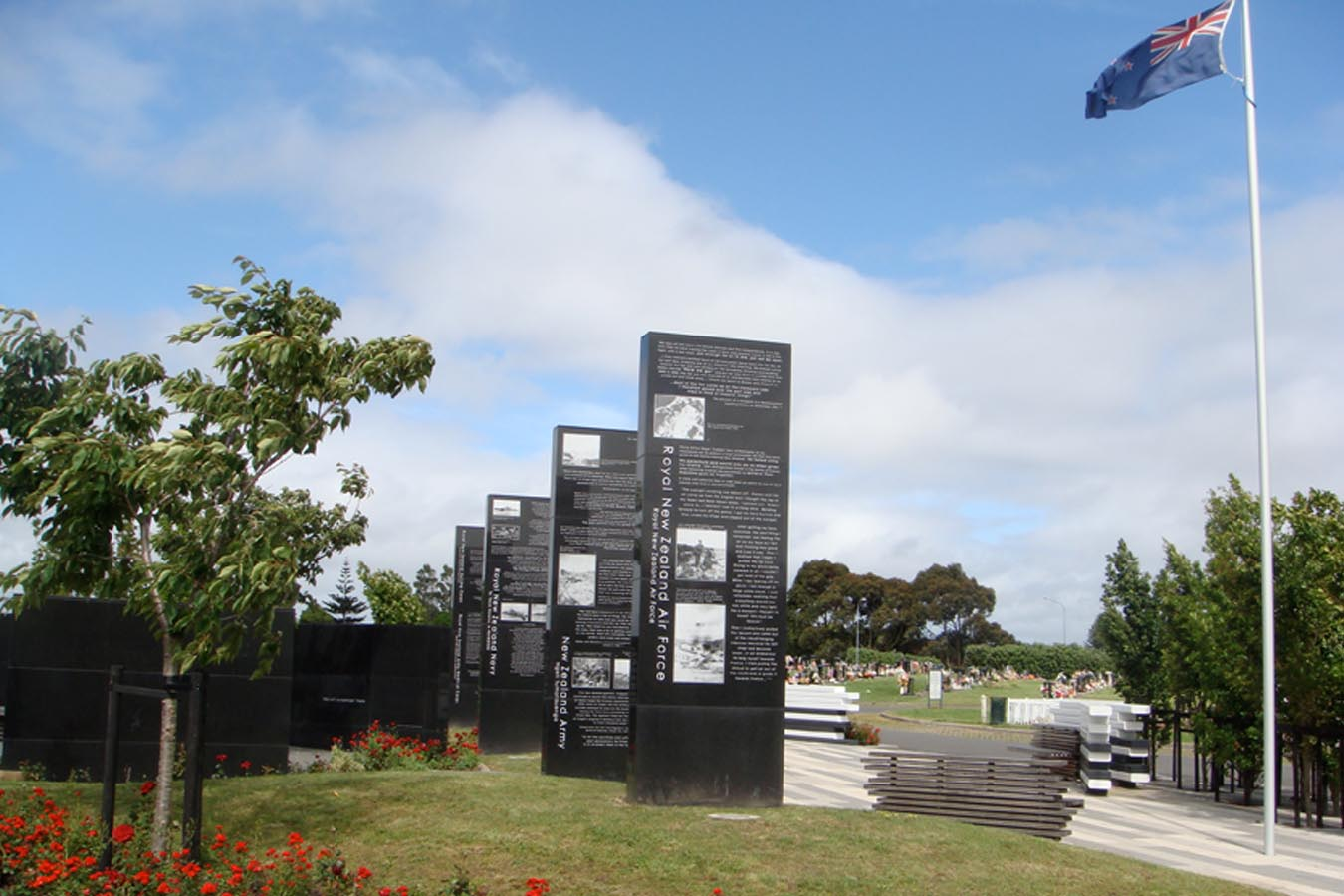 RSA Memorial, Manukau