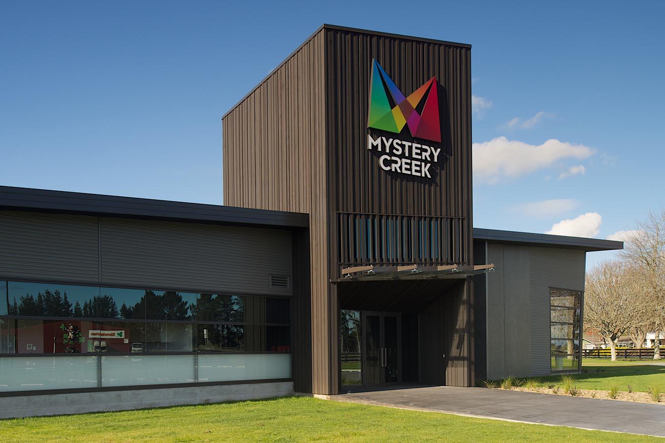 Mystery Creek Headquarters