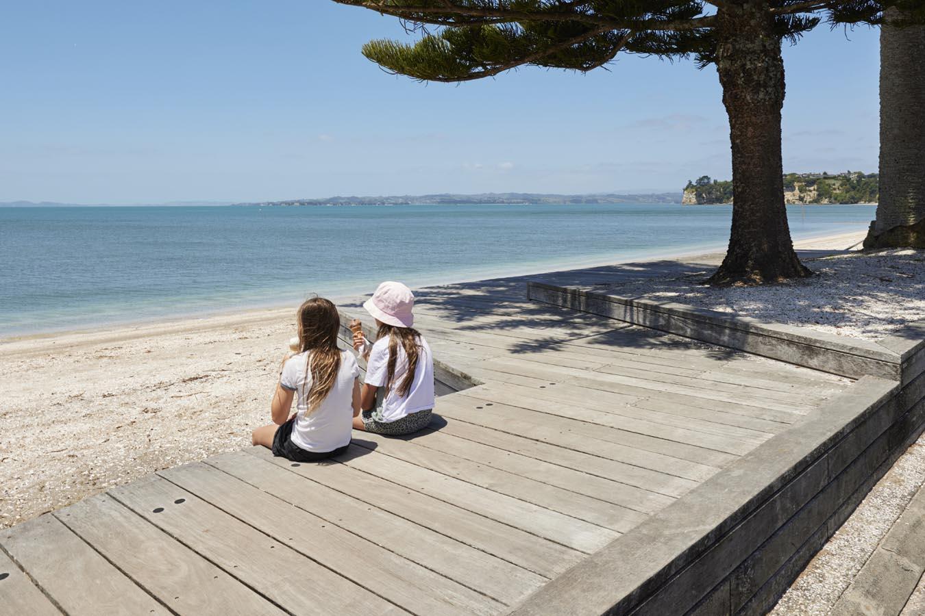 Eastern Beach Boardwalk