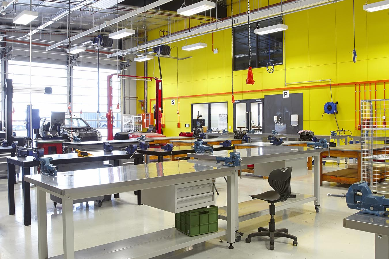 Wintec Engineering & Trades Facility