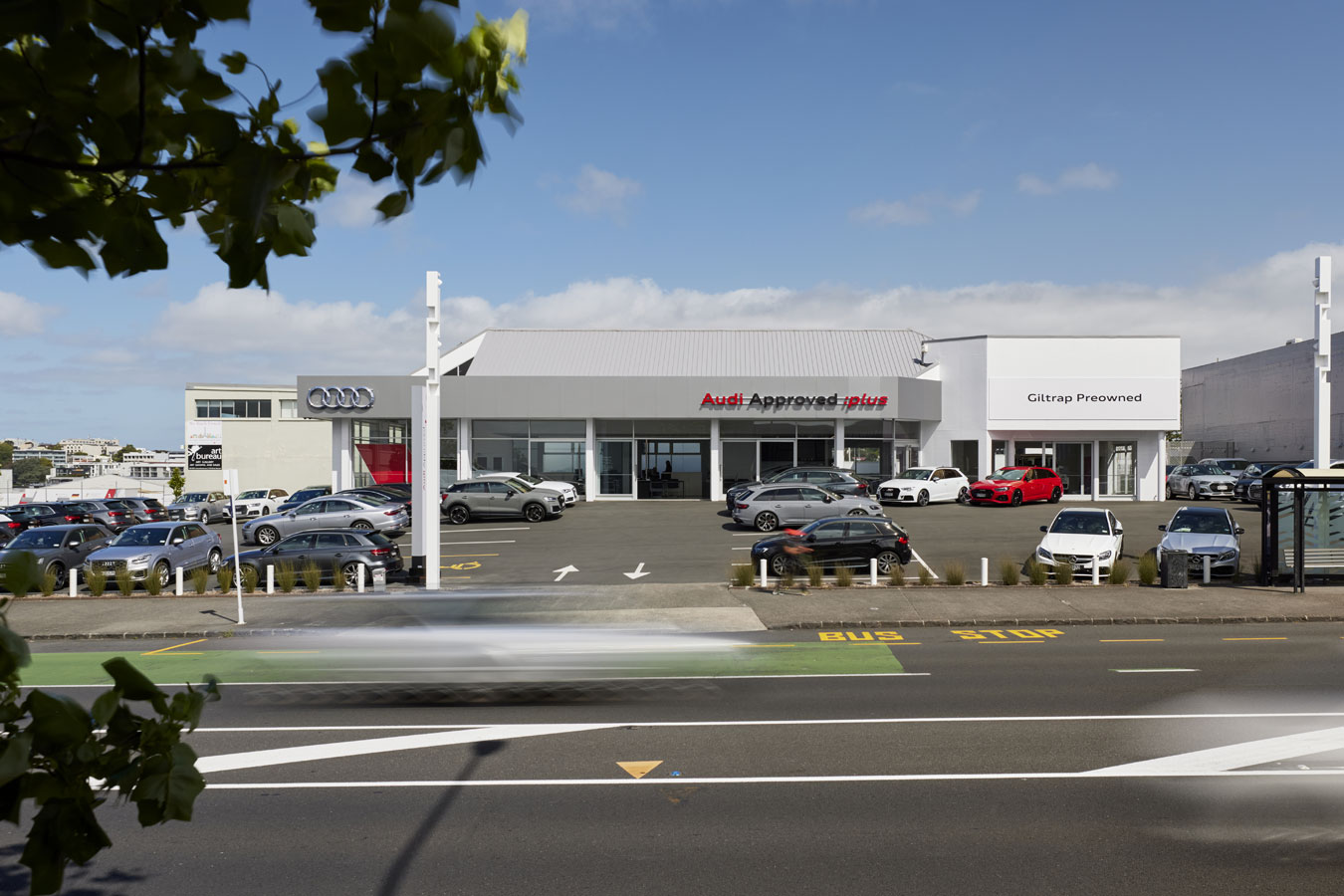 Giltrap Audi Dealership