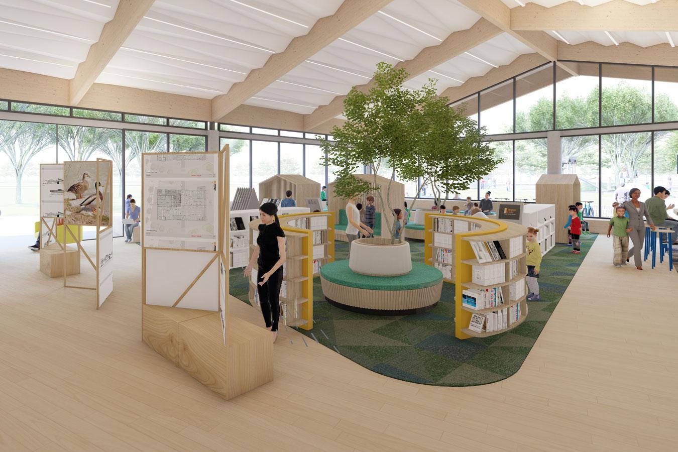 Rototuna Library & Community Hub