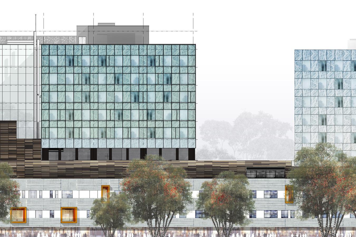 Christchurch Hospital Waipapa Tower 3