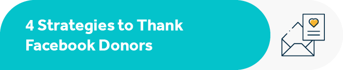 """Here are four strategies to say """"Thank You For Your Donation."""""""