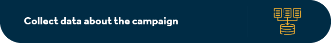 Collect data about your virtual peer-to-peer fundraising campaign.