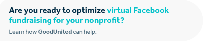 Contact the GoodUnited team today to improve your virtual fundraising.