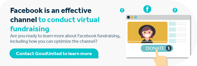 Contact our team today to optimize your virtual fundraising.