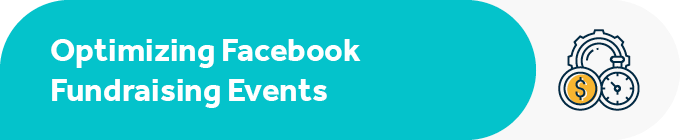 Here are our top tips for optimizing virtual fundraising events on Facebook.