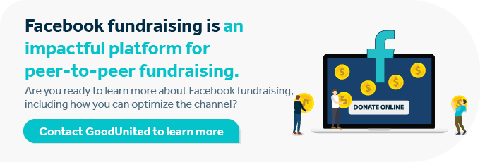 Contact GoodUnited to supercharge your peer-to-peer fundraising.