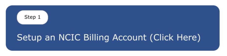 SAetup an NCIC Account