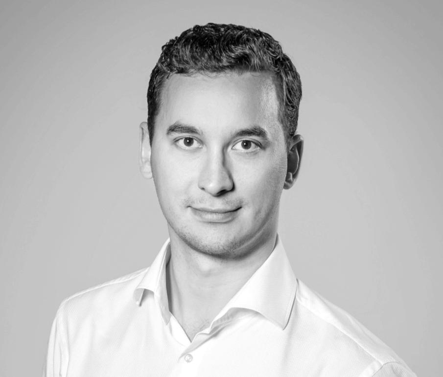Champions Hockey League board member & Vice-president of Bili Tygri Liberec - Petr Syrovátko Jr.