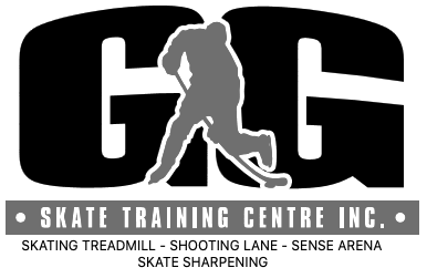 G AND G SKATE TRAINING LOGO