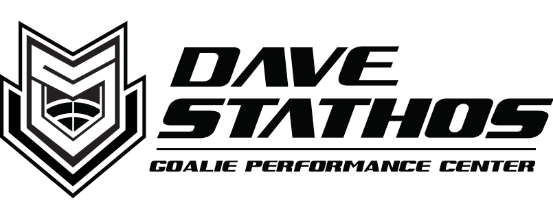 Dave Stathos Goalie Performance Center logo