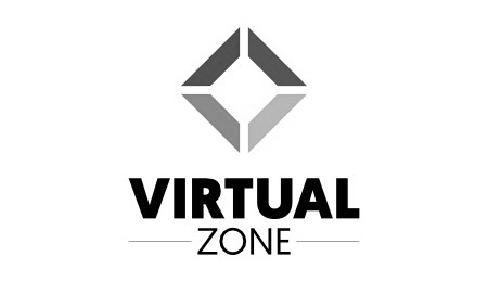 logo of virtual zone