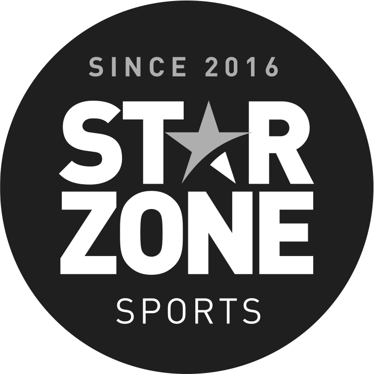the logo of star zone sports
