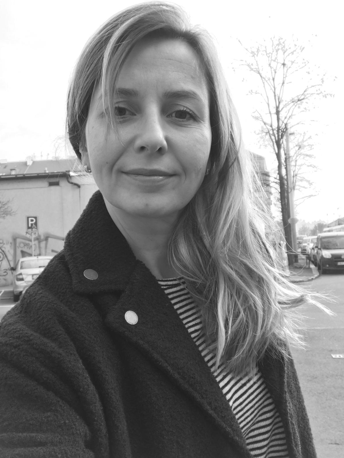 Jitka Srpová - Operations Manager