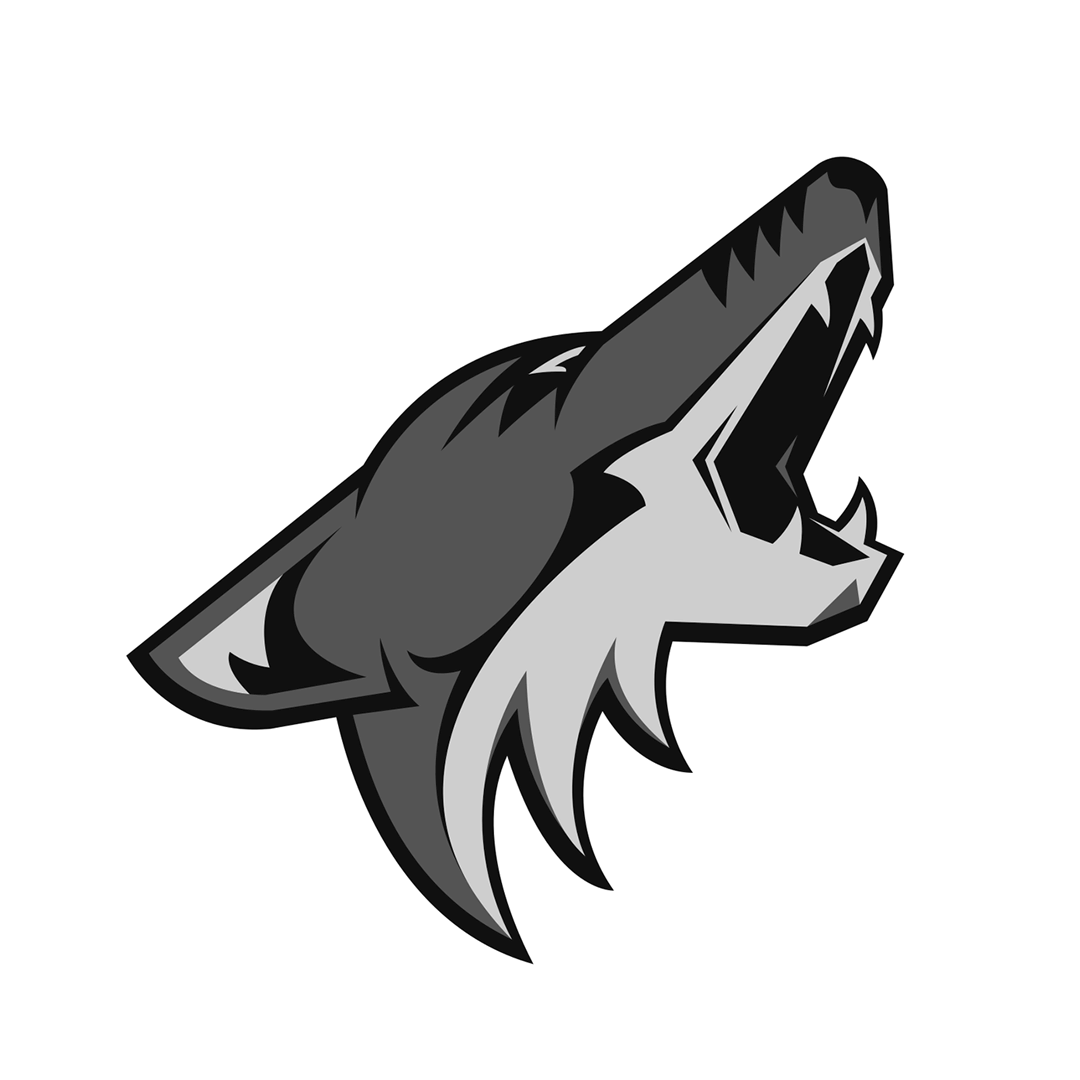 Logo of Arizona Coyotes