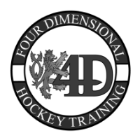 logo of 4D Hockey Training