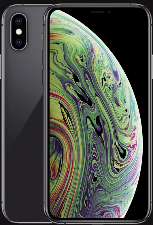 Apple iPhone XS (A1) - Space grau