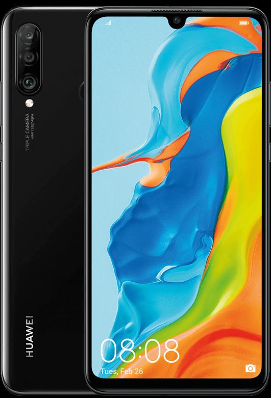 Huawei P30 Lite - Schwarz (MM)