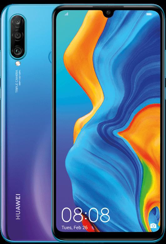 Huawei P30 Lite - Blau (MM)
