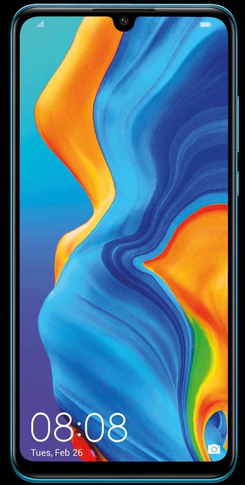 Huawei P30 Lite - jetzt bei Red Bull MOBILE online um €0,- holen