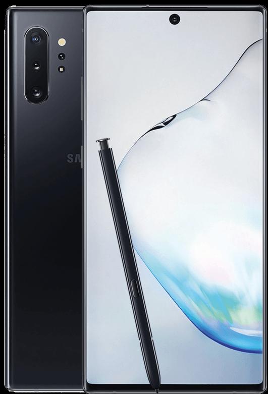 Samsung Galaxy Note 10+(MM)-Silber