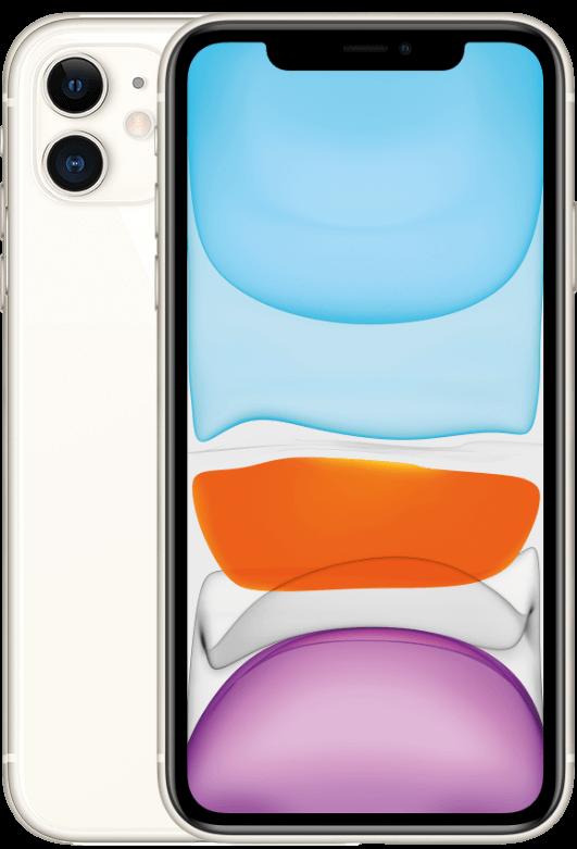 Apple iPhone 11 (MM) Weiß
