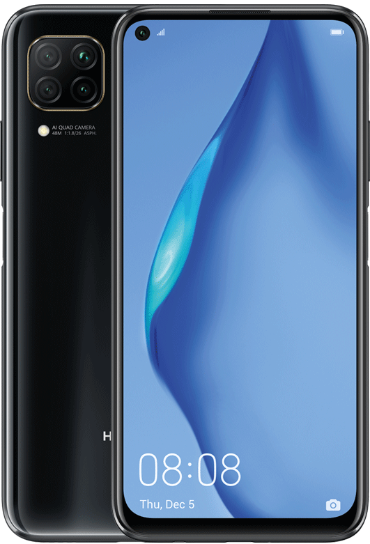 Huawei P40 Lite - jetzt bei Red Bull MOBILE online ab €0,- holen