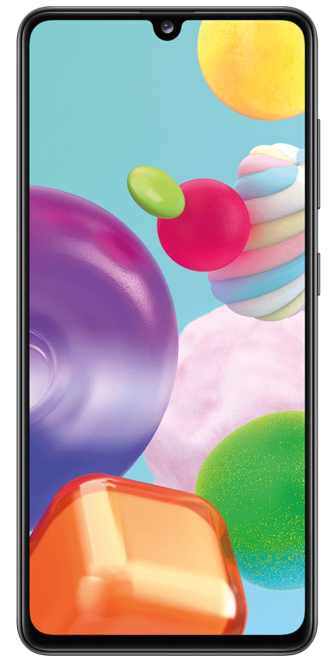 Samsung Galaxy A41 - jetzt bei Red Bull MOBILE online ab €0,- holen