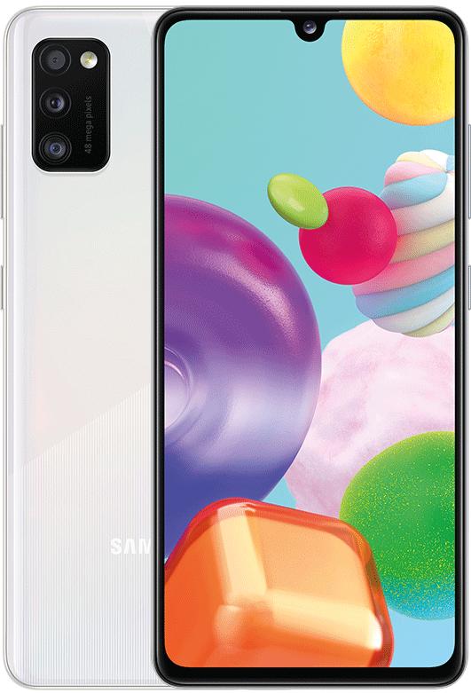 Samsung Galaxy A41 weiss