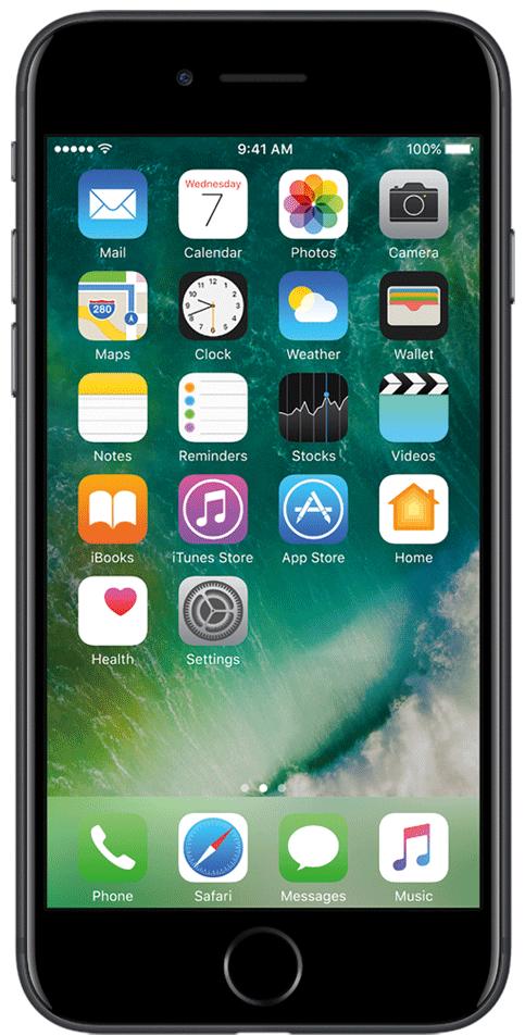 Apple iPhone 7 32 GB - jetzt günstig online kaufen bei Red Bull MOBILE
