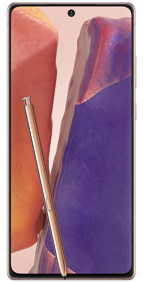 Samsung Note20 5G jetzt günstig bei Red Bull MOBILE kaufen