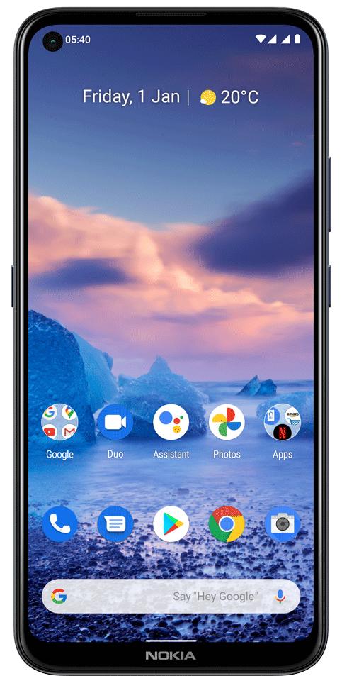 Nokia 5.4 - jetzt günstig bei Red Bull MOBILE kaufen
