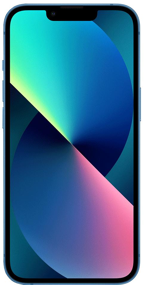iPhone 13 128 GB blau - jetzt günstig bei Red Bull MOBILE kaufen