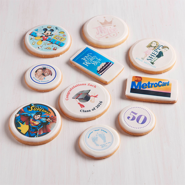 Cookie Party Favors