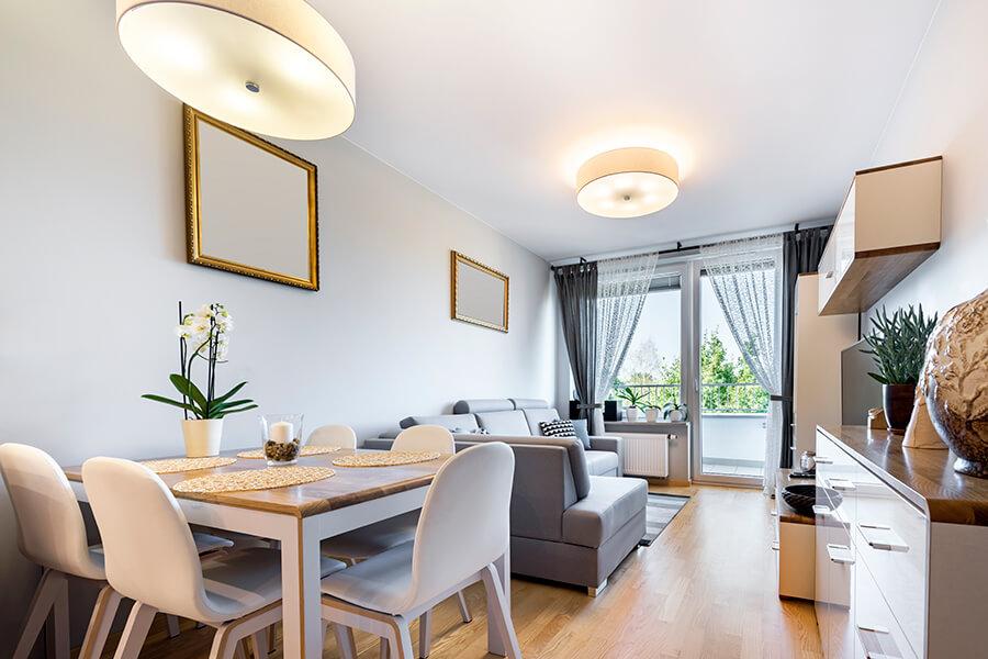 """A busca por espaços mais amplos e mais bem aproveitados faz parte do apartamento do """"novo normal"""". E a Lavvi possui um vasto portfólio de imóveis, onde você encontra o apartamento ideal para o que deseja."""