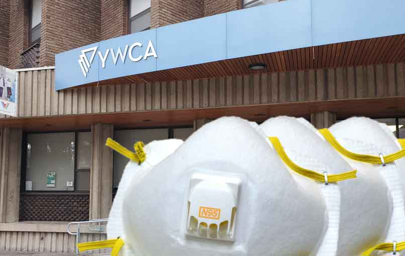 The YWCA in Hamilton, Ontario