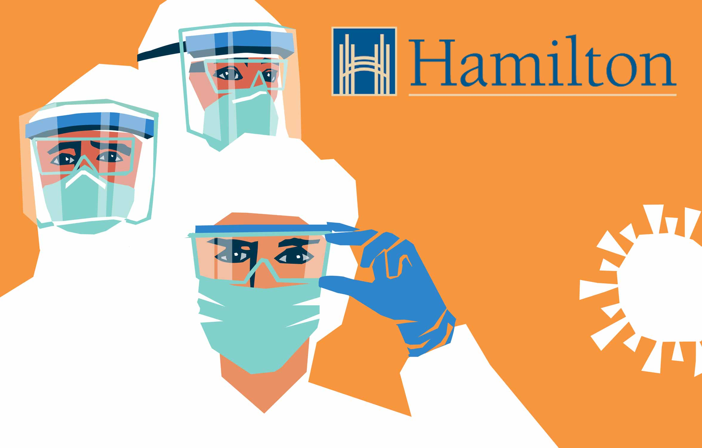 PPE for the City of Hamilton