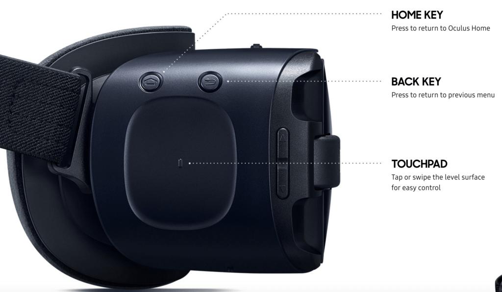 Samsung Gear VR Oculus Touch