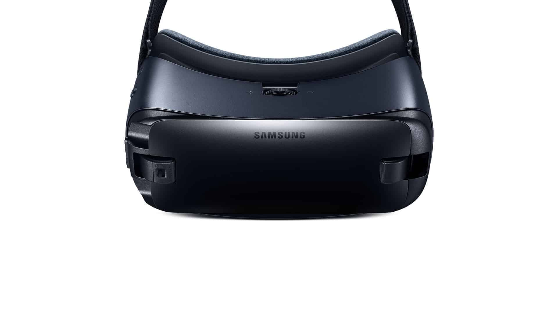 Gear VR Gets a Facelift