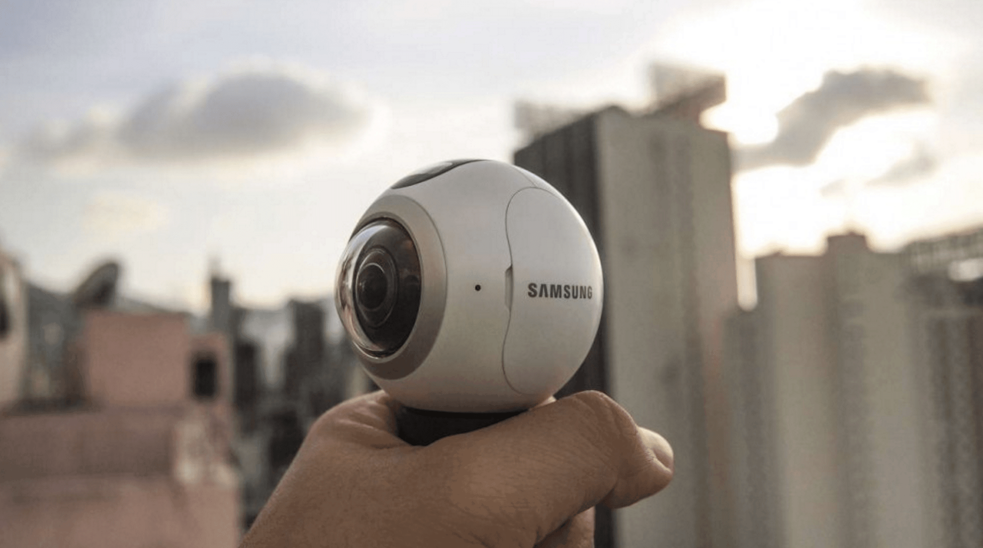 Samsung Gear 360 Professional Review