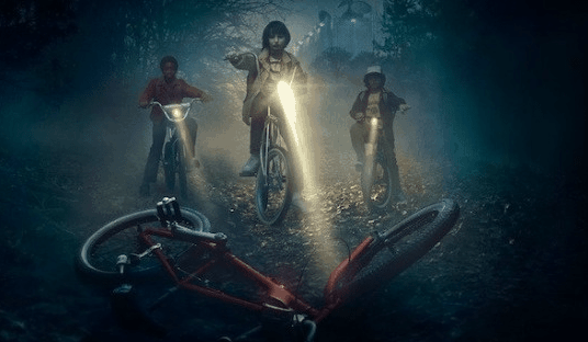 Stranger Things Virtual Reality Now on Netflix