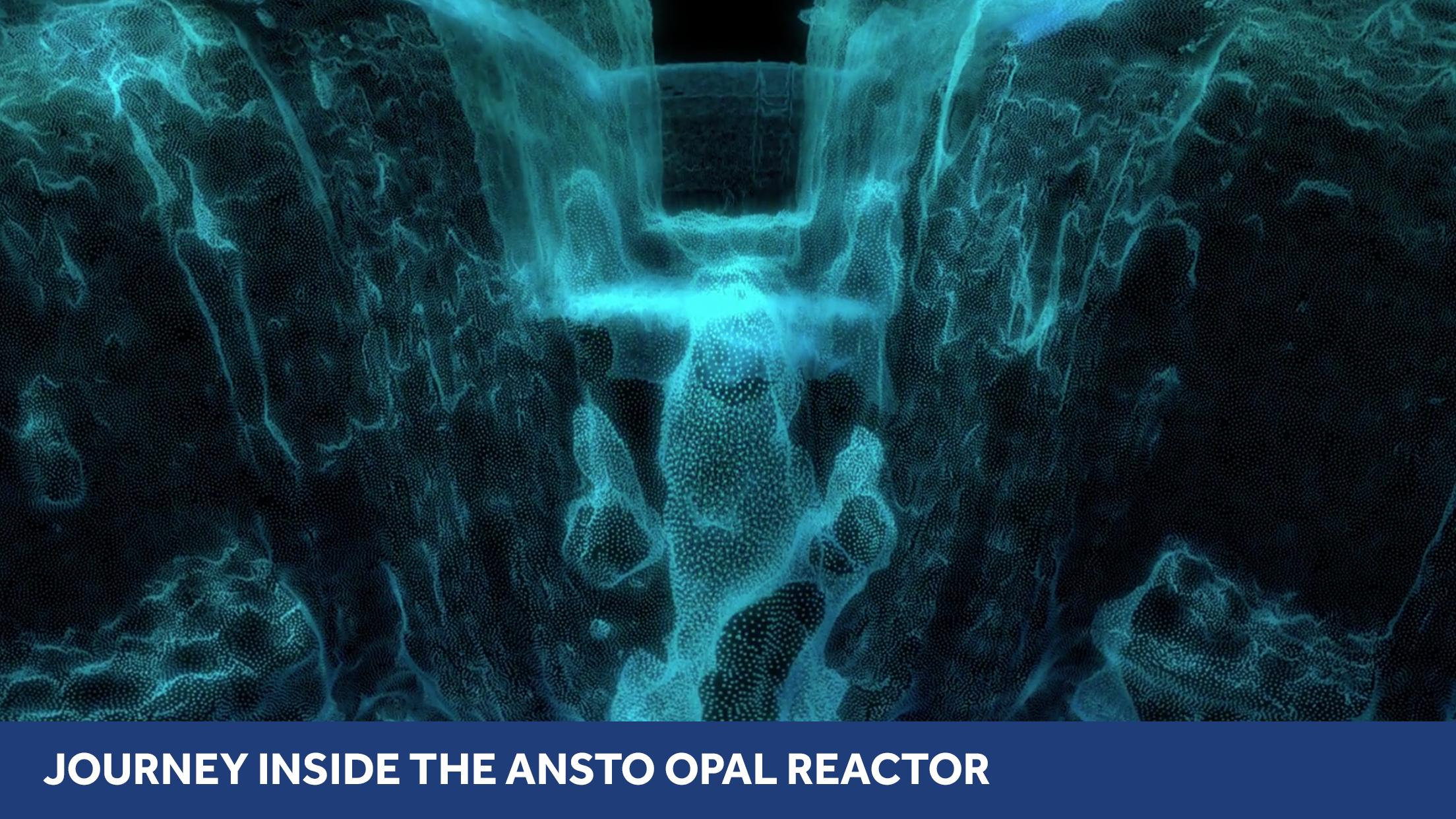 ANSTO XR Opal Video Screenshot 04