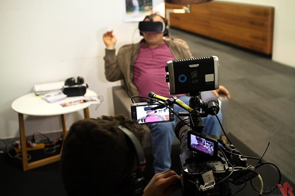 Chris O'Brien Lifehouse VR Therapy Trial Photo 02